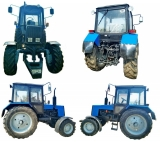 Другая марка, МТЗ Беларус, 892, 2007, 1920, механическая, комбинированная, 5, 4,7, 10900, USD,...