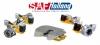 Запчасти и комплектующие к осям SAF. Предлагаем оригинальные запасные части и комплектующие SAF ,...