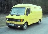Mercedes, 310, 1992, 500000, механическая, цельнометаллический, рессора, 1,5, 2,9, 80, 2, 4x2,...
